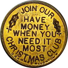 eBay Christmas Club token