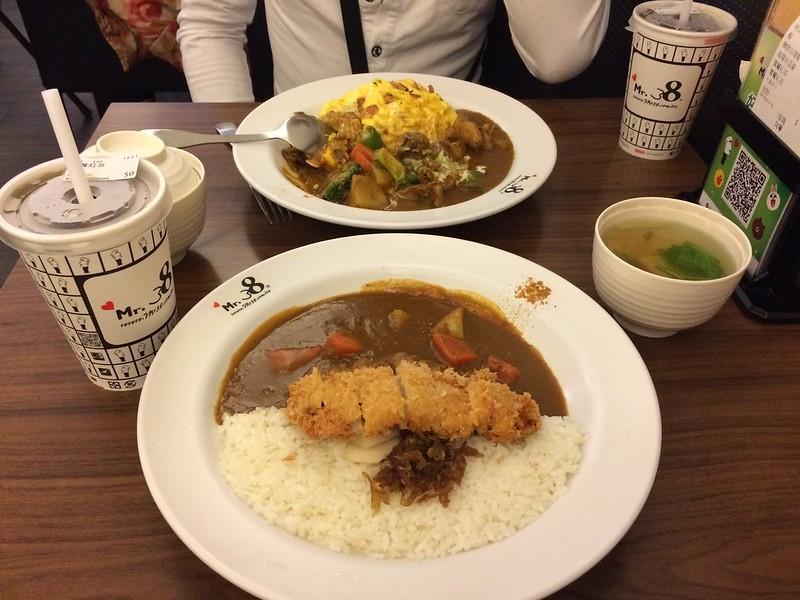 Mr.38 咖哩