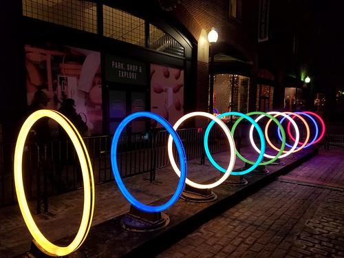 Glow Installation