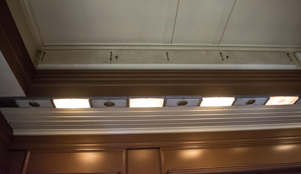 observation lighting - Mount Baxter Pullman