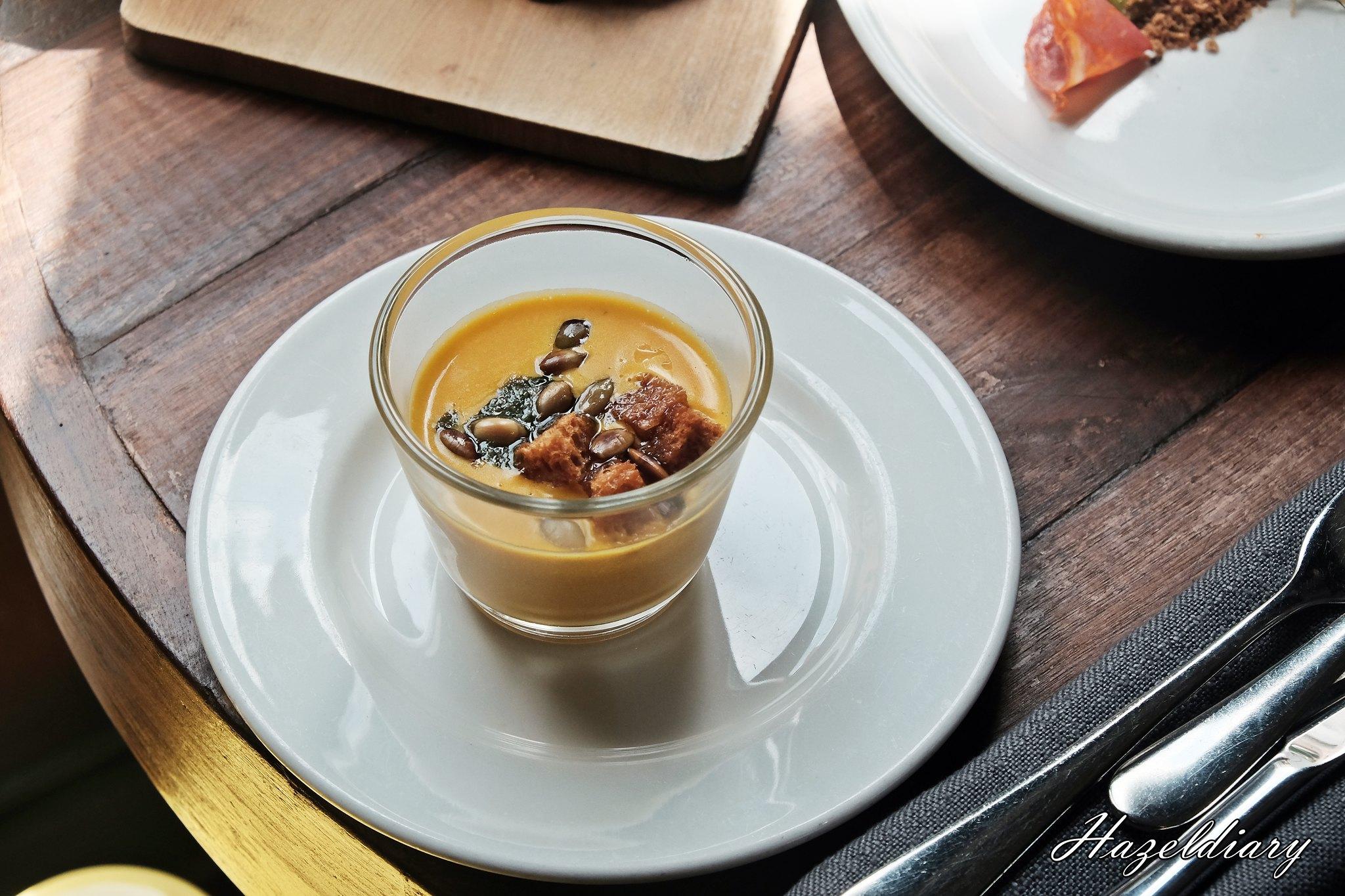 Audace-Pumpkin Soup
