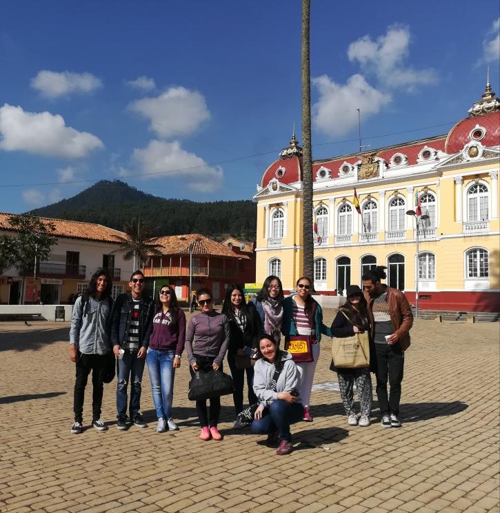 Despedida Estudiantes Extranjeros 2017