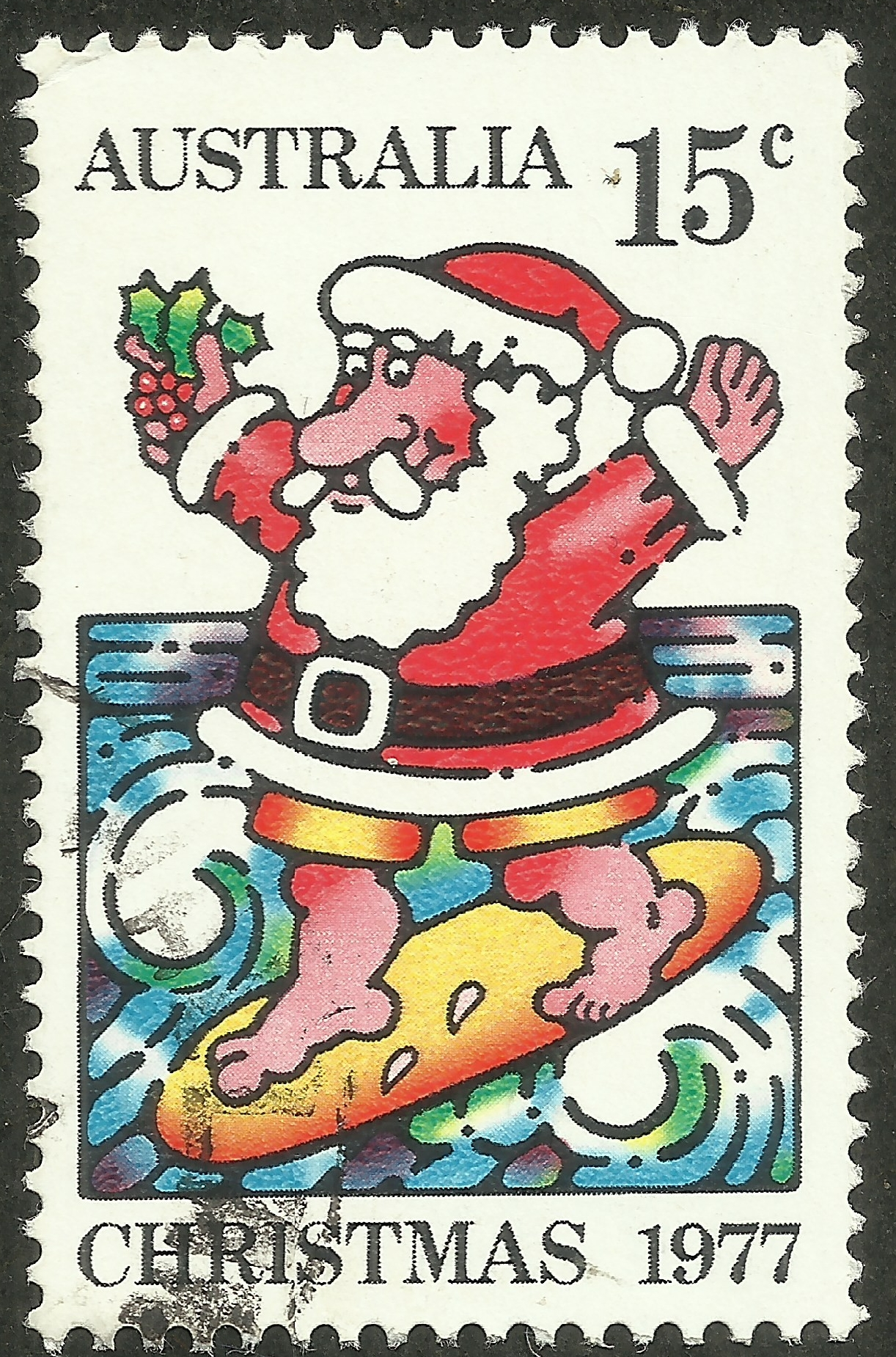 Australia - Scott #669 (1977)