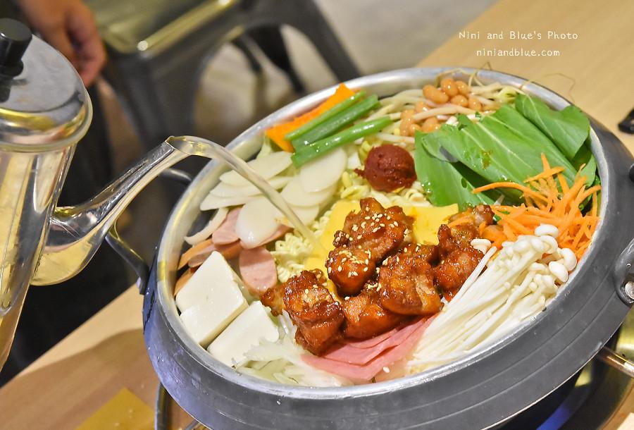 台中O八韓食Menu菜單14