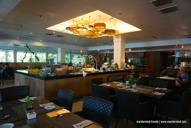 Buffet Breakfast at Century Langkawi Beach Resort