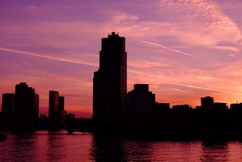 Colors of Tokyo Sky