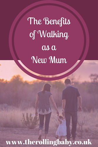 The Benefits of Walking as a New Mum (1)