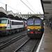 90002 and 66779 at Ipswich