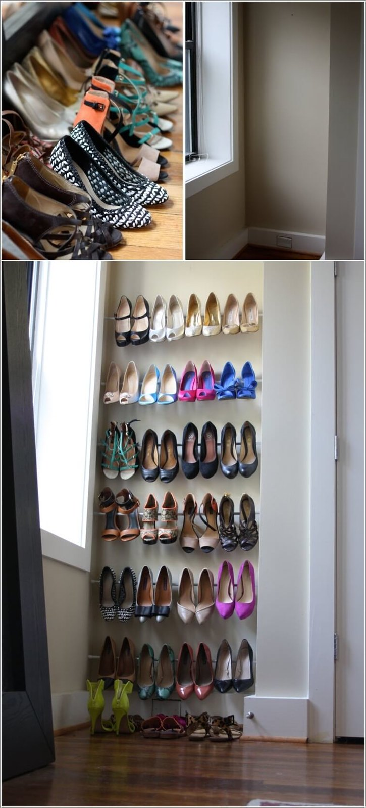 Budget-Friendly Shoe Storage Ideas