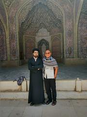 Me and Seyyed Hamed