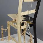 IKEA Centennial Communication & Interior Design Team; Kraftsmala!; Item 146 - in SITu: Art Chair Auction