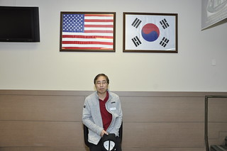 Imporv Comedy Tour on Suwon Air Base - U.S Army Garrison Humphreys, South Korea – Dec 29, 2017