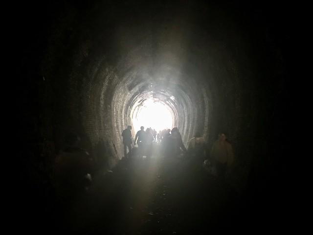 愛岐トンネル群 4号トンネル 出口