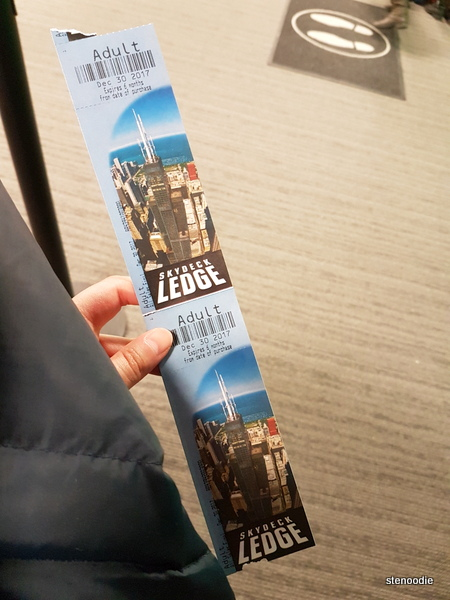 Willis Tower tickets