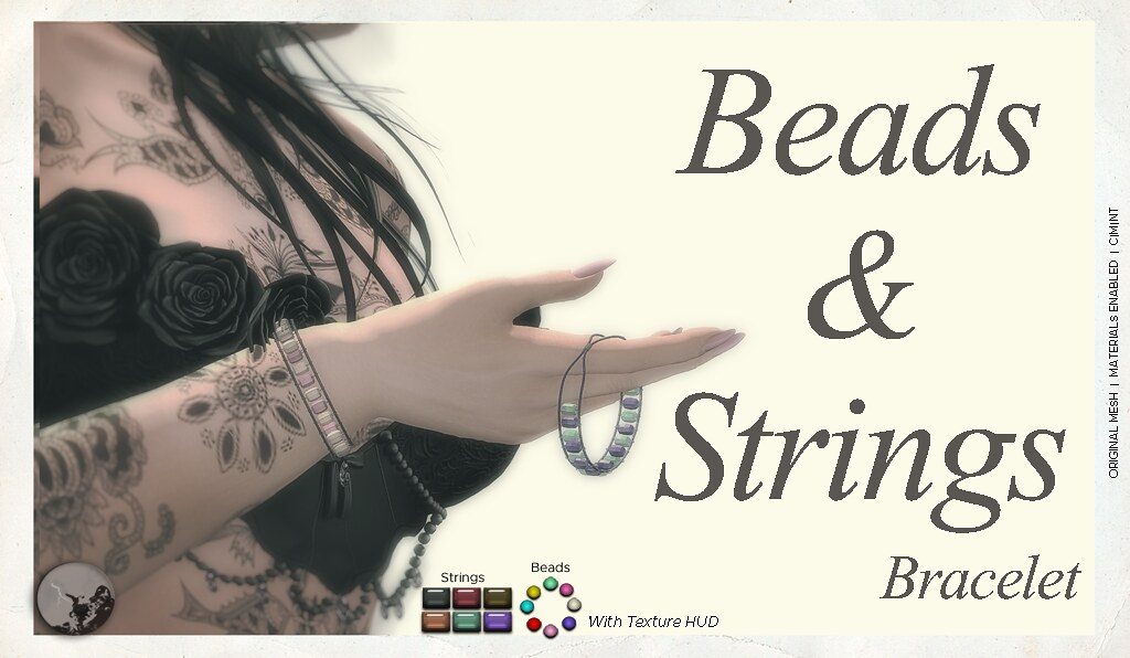 *PC* Beads & Strings @ InspirationSL - TeleportHub.com Live!