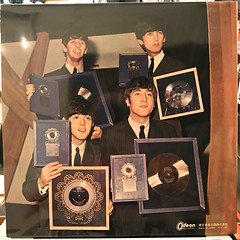 THE BEATLES:WITH THE BEATLES(JACKET B)
