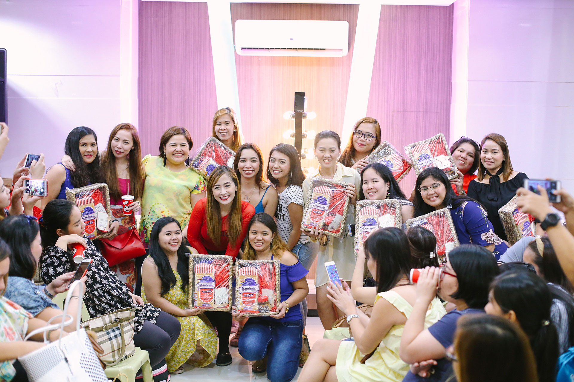 14 Blogger Babes Meet and Greet - Lifestyle Bloggers Philippines - Gen-zel She Sings Beauty