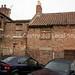 Punch Bowl Yard, Darlington, 2003 - akadálymentesítés