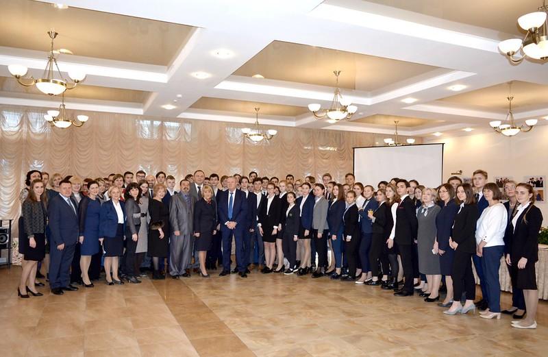 Открытое занятие Школы юного дипломата