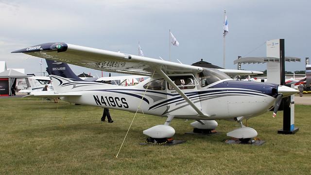 N419CS