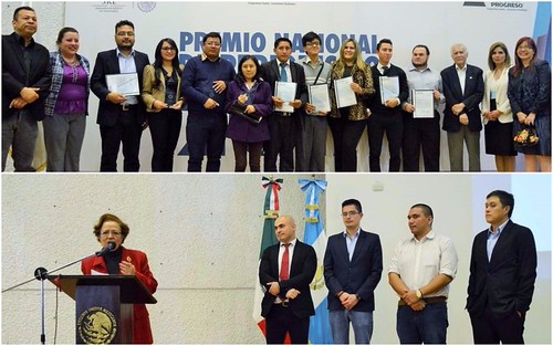 Celebra Embajada de México a periodistas en Guatemala