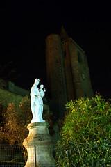 FR10 9245 l'Église de St-Raymond & St-Blaise. Pexiora, Aude, Languedoc