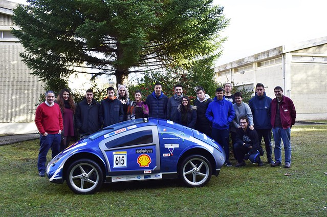 Shell Eco Marathon 2018