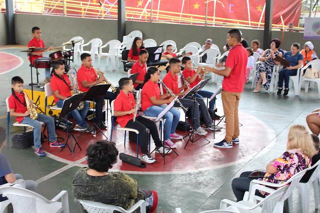 Circo Escola Grajaú - De Portas Abertas - dezembro 2017