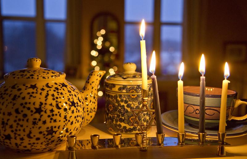 Hanukkah night four