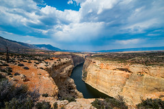 Bighorn Canyon National Recreation Area, MT, USA.