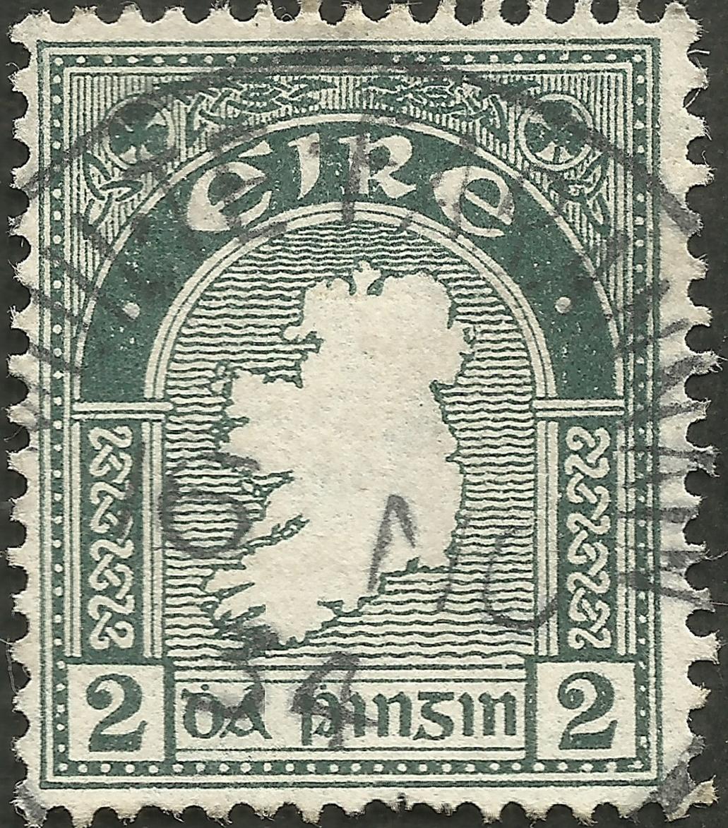 Irish Free State - Scott #68 (1922)