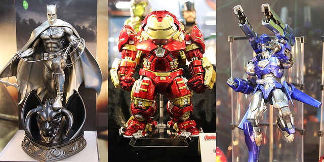 精彩展品令人目不轉睛~ 第二屆【台北電影玩具展 TMTC】展覽報導  12月22日於世貿一館盛大展開!!