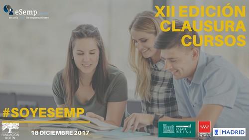 XII entrega Diplomas eSemp Madrid