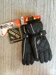 Dámské rukavice Leki Arosa S GTX lady black Vel. 6 - titulní fotka