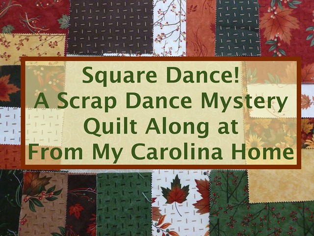 Square Dance! at FromMyCarolinaHome.com