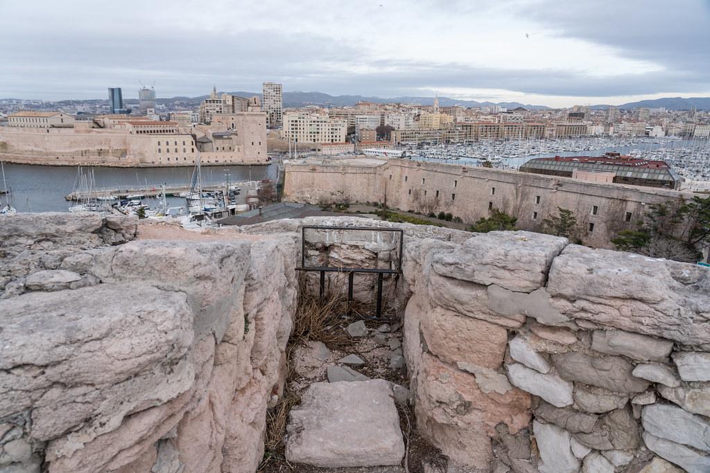 Mar 61a, Fort St Nicolas et souterrain caserne d'Aurelle - Page 3 38579647095_cf30dc5d51_b