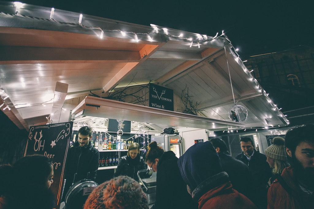 Advent Fair, Zagreb, Croatia