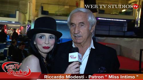 Concorso Nazionale Miss Intimo 2017 con Riccardo Modesti