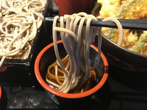 天ぷら かき揚げ 新次郎