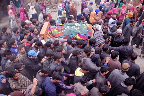eight kashmiri dead