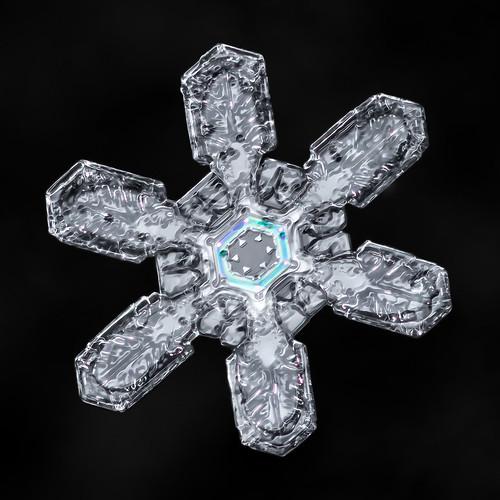 Snowflake-a-Day No. 29