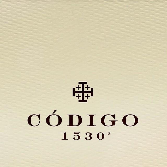 Código 1530 Logo