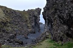 Бухта Дюпалонссандур. Снайфедльснес, Исландия