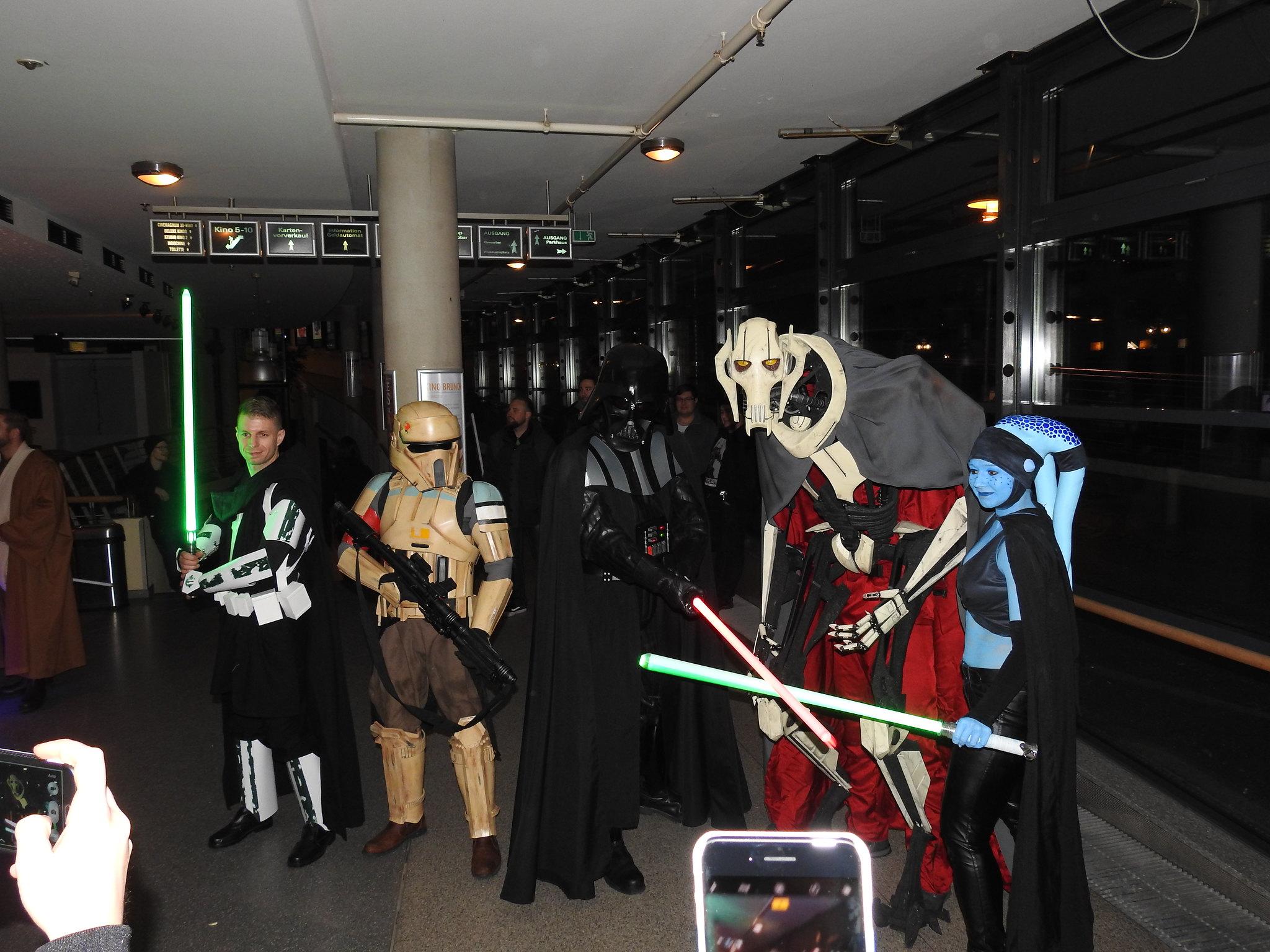 SWFN - Star Wars Fans Nürnberg e.V.   Archives   2017   Dezember