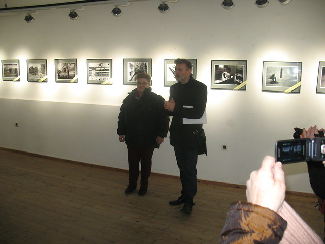 Opening exibition
