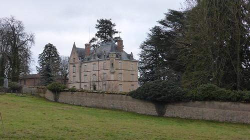 Les Halles - Château de La Bonnetière