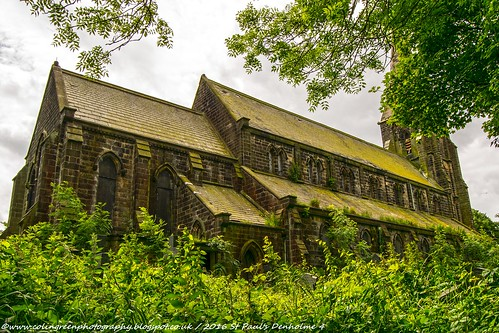 St Paul's Church, Denholme.