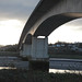 SWCP: River Taw & new bridge Barnstaple