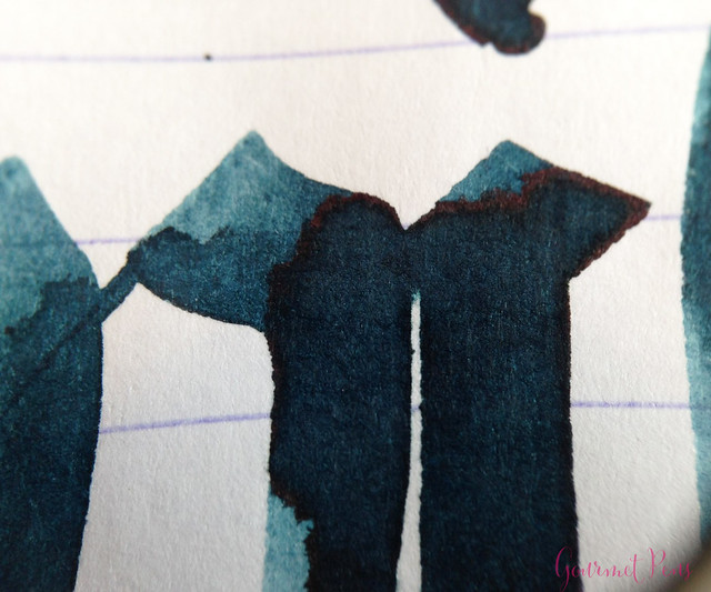 Ink Shot Review Diamine Twilight @BureauDirect 8