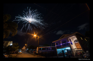 New Years Eve Fireworks 2017 | by madmarv00